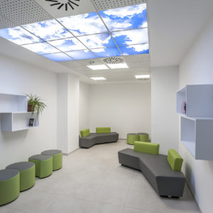 plafond lumineux SKYDECO